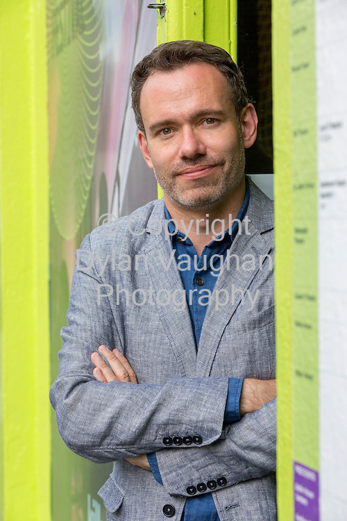 24/7/14<br />  <br /> Eugene Downes, Festival Director, Kilkenny Arts Festival pictured at the box office on John Street in Kilkenny.<br />  <br /> Picture Dylan Vaughan