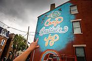 A new mural of hope in Cincinnati