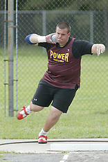 OFSAA Shot Put