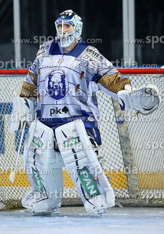 16.09.2012, Amphitheater, Pula, CRO, EBEL, Ice Fever, KHL Medvescak Zagreb vs UPC Vienna Capitals, 04. Runde, im Bild Michael Ouzas // during the Erste Bank Icehockey League 04th Round match betweeen KHL Medvescak Zagreb and UPC Vienna Capitals at the Amphitheater, Pula, Croatia on 2012/09/16. EXPA Pictures © 2012, PhotoCredit: EXPA/ Pixsell/ Igor Kralj ***** ATTENTION - OUT OF CRO, SRB, MAZ, BIH and POL *****