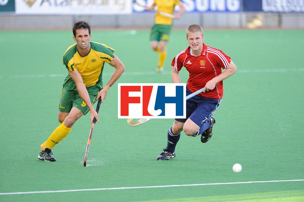 2009 CT Men- Australia v.England