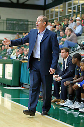 07 December 2016:  Tom Slyder during an NCAA men's division 3 CCIW basketball game between the North Park Vikings and the Illinois Wesleyan Titans in Shirk Center, Bloomington IL