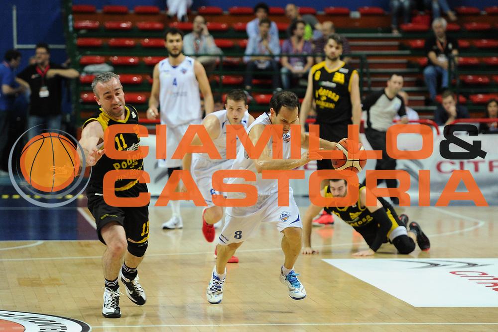 LNP &ndash; Final Four Serie B - EUROBASKET ROMA vs MONTEGRANARO<br /> <br /> Nella foto: Nicolas Stanic
