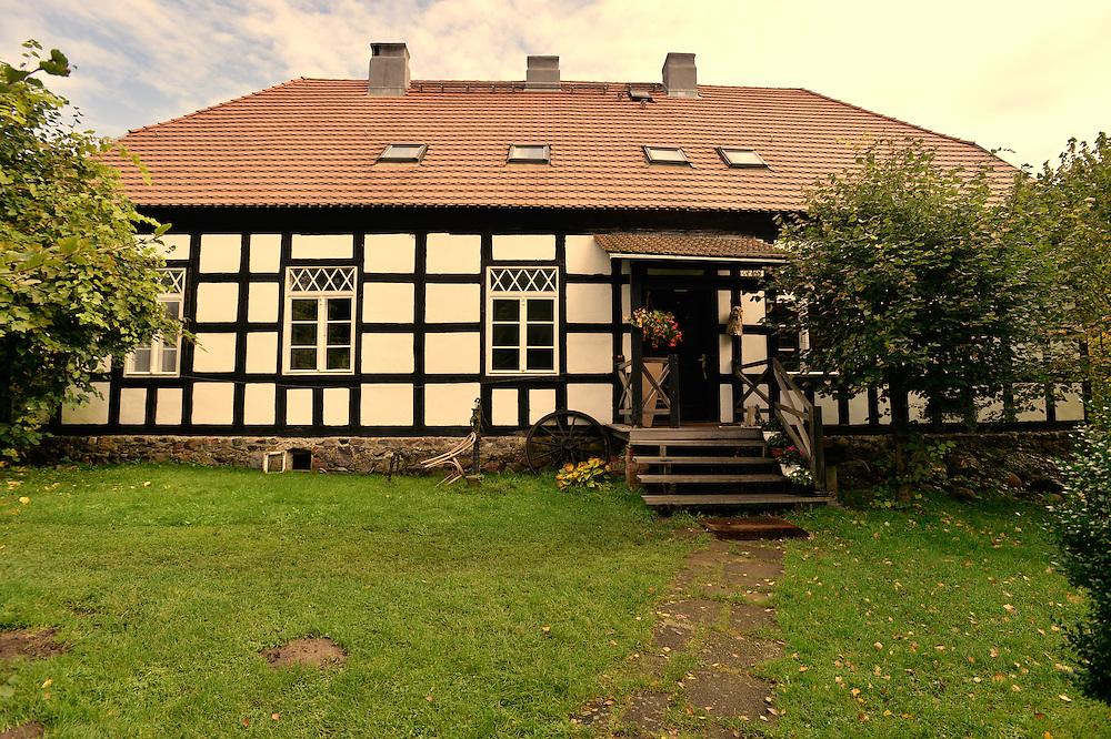 Martin's place in Widzieńsko, Poland