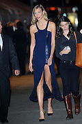 Nov. 9, 2015 - New York, NY, USA -<br /> <br /> Glamour Awards<br /> <br /> Karlie Kloss is seen outside Carnegie Hall on November 9, 2015 in New York City<br /> ©Exclusivepix Media