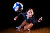 2014.08.21 CU Volleyball Team Portraits
