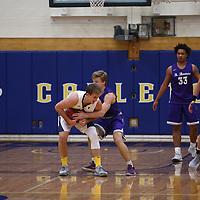 Men's Basketball: Carleton College Knights vs. University of St. Thomas (Minnesota) Tommies