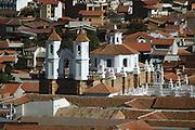 Iglesia San Felipe Neri in Sucre, Bolivia