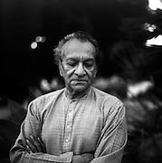 Musician,  sitar player Ravi Shankar