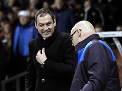 Derby County Manager Paul Clement and Reading Manager Brian McDermott - Mandatory byline: Robbie Stephenson/JMP - 12/01/2016 - FOOTBALL - iPro Stadium - Derby, England - Derby County v Reading - Sky Bet Championship