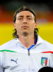 Football - soccer: FIFA World Cup South Africa 2010, Italy (ITA) - Paraguay (PRY), RICCARDO MONTOLIVO