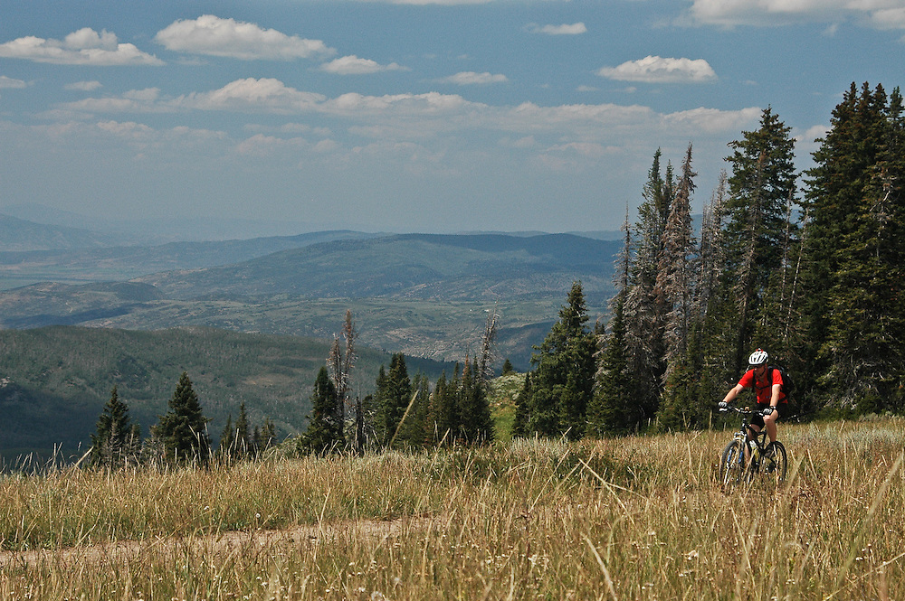 Mountain Biking Park City Utah
