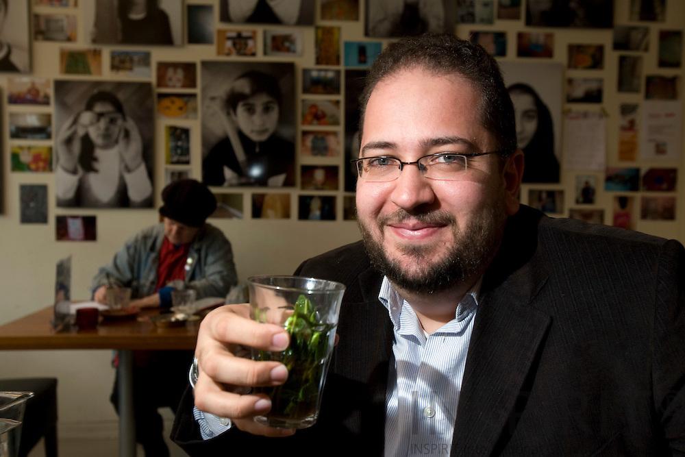 AMSTERDAM - NETHERLANDS - 06 MARCH 2008 -- Mohammed CHEPPIH, Academica Islamica. Photo: Erik Luntang