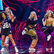 NLD/Hilversum/20190201- TVOH 2019 1e liveshow, optreden Little Mix