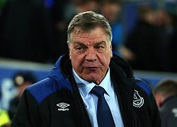 Everton manager Sam Allardyce - Mandatory by-line: Robbie Stephenson/JMP - 31/01/2018 - FOOTBALL - Goodison Park - Liverpool, England - Everton v Leicester City - Premier League