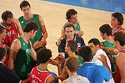 DESCRIZIONE : Bormio Ritiro Nazionale Italiana Maschile Preparazione Eurobasket 2007 Allenamento <br /> GIOCATORE : team italia<br /> SQUADRA : Nazionale Italia Uomini EVENTO : Bormio Ritiro Nazionale Italiana Uomini Preparazione Eurobasket 2007 GARA :<br /> DATA : 24/07/2007 <br /> CATEGORIA : Allenamento <br /> SPORT : Pallacanestro <br /> AUTORE : Agenzia Ciamillo-Castoria/S.Silvestri <br /> Galleria : Fip Nazionali 2007 <br /> Fotonotizia : Bormio Ritiro Nazionale Italiana Maschile Preparazione Eurobasket 2007 Allenamento <br /> Predefinita :