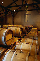 ca. October 2000, Sauternes, France --- Chateau Fargues is the residence of Count Alexandre de Lur Saluces, the Proprietor of Chateau Yquem. Yquem is considered the greatest of the Sauternes, the Stradivarius of wines, and can cost hundreds of dollars a bottle. --- Image by © Owen Franken/CORBIS