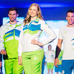 20160415: SLO, Olympic movement - Collection of Slovenian Olympic  team for Rio 2016