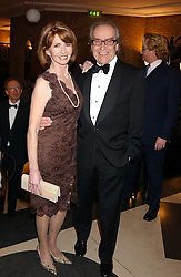 GERALD SCARFE and his wife actress JANE ASHER at the 2005 Whitbread Book Awards 2005 held at The Brewery, Chiswell Street, London EC1 on 24th January 2006. The winner of the 2005 Book of the Year was Hilary Spurling for her biography 'Matisse the Master'.<br /><br />NON EXCLUSIVE - WORLD RIGHTS