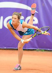 May 20, 2018 - France - Internationaux de tennis de Strasbourg - Camilla Rosatello Italie (Credit Image: © Panoramic via ZUMA Press)