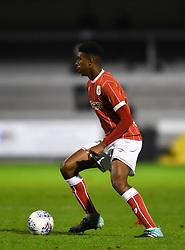 Tyreeq Bakinson of Bristol City - Mandatory by-line: Paul Knight/JMP - 16/11/2017 - FOOTBALL - Woodspring Stadium - Weston-super-Mare, England - Bristol City U23 v Bristol Rovers U23 - Central League Cup