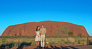 KATE & Prince William Visit Uluru, Australia