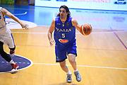 Ariel Filloy<br /> Nazionale Italiana Maschile Senior<br /> Amichevole Italia A - Italia B<br /> FIP 2017<br /> Cagliari, 06/08/2017<br /> Foto Ciamillo-Castoria / GiulioCiamillo