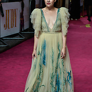 Gemma-Leah Devereux arrivers at the Judy - London premiere at Curzon Mayfair, 38 Curzon Street, on 30 September 2019, London, United Kingdom
