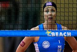 04-01-2020 NED: NK Beach volleyball Indoor, Aalsmeer<br /> Madelein Meppelink