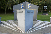 The Royal Fleet Auxiliary Memorial at the National Memorial Arboretum, Croxall Road, Alrewas, Burton-On-Trent,  Staffordshire, on 29 October 2018. Picture by Mick Haynes.