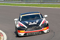 #9 Dean Gibbs / Duncan Horlor Aston Martin Vantage GT4 during the GT Cup Championship at Oulton Park, Little Budworth, Cheshire, United Kingdom. July 23 2016. World Copyright Peter Taylor/PSP.