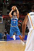 DESCRIZIONE : Madrid Spagna Spain Eurobasket Men 2007 Qualifying Round Germania Italia Germany Italy GIOCATORE : Marco Belinelli <br /> SQUADRA : Nazioanle Italia Uomini Italy <br /> EVENTO : Eurobasket Men 2007 Campionati Europei Uomini 2007 <br /> GARA : Germania Italia Germany Italy <br /> DATA : 12/09/2007 <br /> CATEGORIA : Tiro <br /> SPORT : Pallacanestro <br /> AUTORE : Ciamillo&amp;Castoria/JF.Molliere <br /> Galleria : Eurobasket Men 2007 <br /> Fotonotizia : Madrid Spagna Spain Eurobasket Men 2007 Qualifying Round Germania Italia Germany Italy Predefinita :