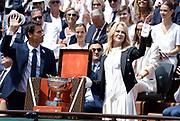 Nicole Kidman - French Tennis International of Roland Garros 2017 -<br /> ©Exclusivepix Media