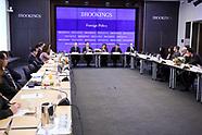 Brookings Middle East Forum