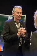 GORDON MURRAY, Preview for The London Motor Show, Battersea Evolution. London. 5 May 2016