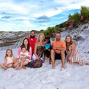 Miller (Lisa&Tommy) Family Beach Photos - 2019