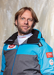 08.10.2016, Olympia Eisstadion, Innsbruck, AUT, OeSV Einkleidung Winterkollektion, Portraits 2016, im Bild Gerhard Weger, Behindertensport // during the Outfitting of the Ski Austria Winter Collection and official Portrait Photoshooting at the Olympia Eisstadion in Innsbruck, Austria on 2016/10/08. EXPA Pictures © 2016, PhotoCredit: EXPA/ JFK