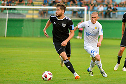 Ziga Kous of NS Mura during football match between NS Mura and NK Domzale in 3rd Round of Prva liga Telekom Slovenije 2018/19, on Avgust 05, 2018 in Mestni stadion Fazanerija, Murska Sobota, Slovenia. Photo by Mario Horvat / Sportida