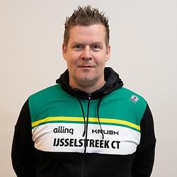 25-02-2020: Wielrennen: Teampresentatie IJsselstreek; Harderwijk <br /> Mark Zonnebelt