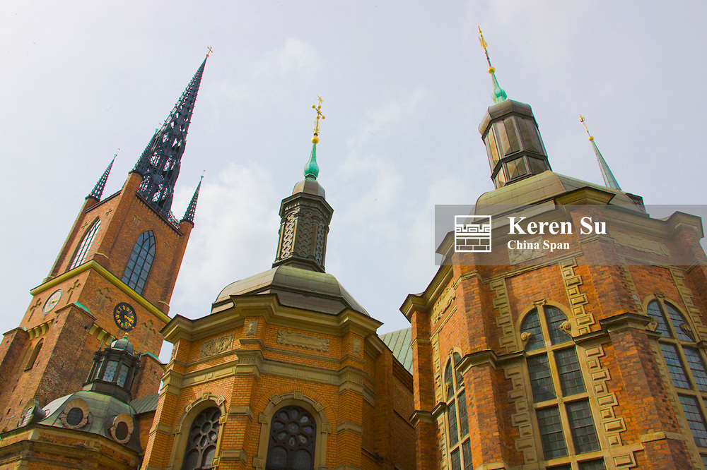Riddarholm Church, Stockholm, Sweden