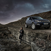 Range Rover Evoque. Photo © Daniel Roos 2016