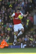 Picture by Paul Chesterton/Focus Images Ltd.  07904 640267.19/11/11.Robin Van Persie of Arsenal in action during the Barclays Premier League match at Carrow Road stadium, Norwich.