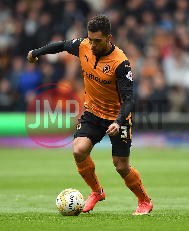 Wolves' Scott Golbourne - Photo mandatory by-line: Paul Knight/JMP - Mobile: 07966 386802 - 02/05/2015 - SPORT - Football - Wolverhampton - Molineux Stadium - Wolverhampton Wanderers v Millwall - Sky Bet Championship