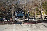 Eureka Springs Basin Park <br /> <br /> Photo by Beth Hall