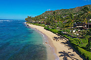 Diamond Head Beach; Kahala; Honolulu; Oahu; Hawaii; USA