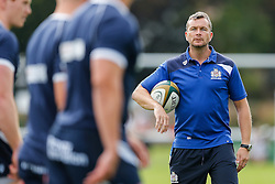 Bristol Rugby First Team Coach Sean Holley - Mandatory byline: Rogan Thomson/JMP - 07966 386802 - 13/09/2015 - RUGBY UNION - Old Deer Park - Richmond, London, England - London Welsh v Bristol Rugby - Greene King IPA Championship.