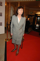 DAME BERYL BAINBRIDGE at the South Bank Show Awards held at The Dorchester, Park Lane, London on 29th January 2008.<br />