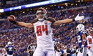 NFL - Indianapolis Colts vs Tampa Bay Bucs - Indianapolis, IN
