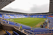 Madejski Stadium before the Sky Bet Championship match between Reading and Fulham at the Madejski Stadium, Reading, England on 5 March 2016. Photo by Adam Rivers.