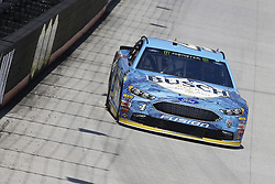 April 13, 2018 - Bristol, Tennessee, United States of America - April 13, 2018 - Bristol, Tennessee, USA: Kevin Harvick (4) bring his racecar down the backstretch during opening practice for the Food City 500 at Bristol Motor Speedway in Bristol, Tennessee. (Credit Image: © Chris Owens Asp Inc/ASP via ZUMA Wire)